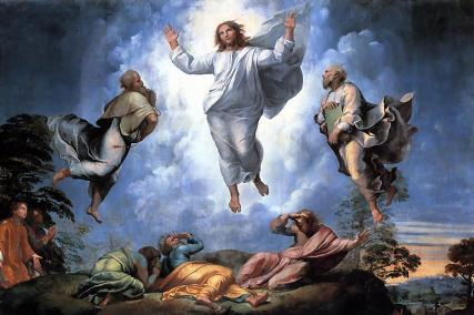 Raphael's The Transfiguration (1520)